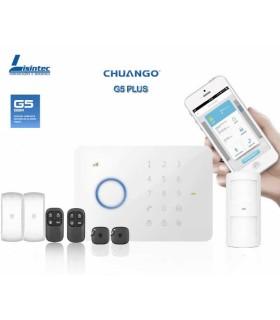 Alarma GSM inalámbrica CHUANGO G5