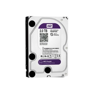 Disco rígido especifico videovigilancia 2TB WD Purple