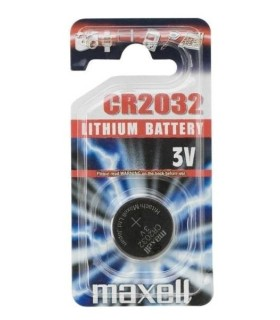 Pilha de litio Maxell CR2032