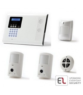 iConnect IP GPRS GSM alarm set