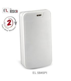 Detector de movimiento inalámbrico 1 & 2 Way, Pet Immune hasta 45Kg, Electronics Line EL-5845PI