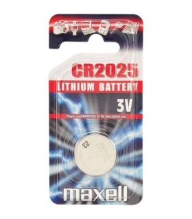 Pilha de Litio Maxell CR2025