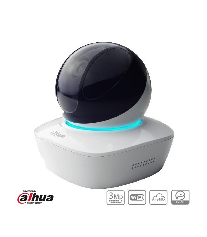 Dahua IP indoor camera 3 Mpx PAN TILT IPC-A35