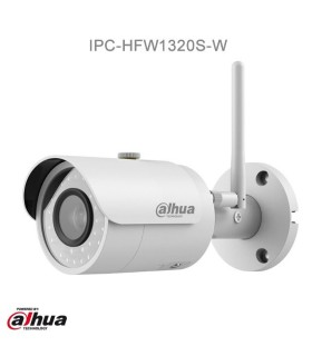 Dahua Bullet Camera IP 3 Mpx, WIFI, IR 30 Meters, IP67