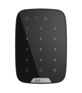 White two-way wireless keypad for Ajax alarms
