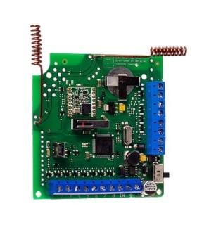 Módulo para integração de sistemas de segurança com fio e híbridos