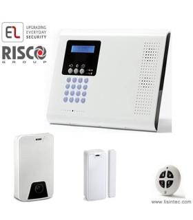 Electronics Line iConnect 2Way Kit 2 - Alarma de intrusión con verificación por vídeo