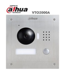 VTO2000A Unidad externa de Videoportero IP con cámara 1,3Mpx