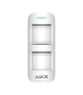 Detector AJAX via radio para exterior  dual PIR anti máscara e Pet Imune