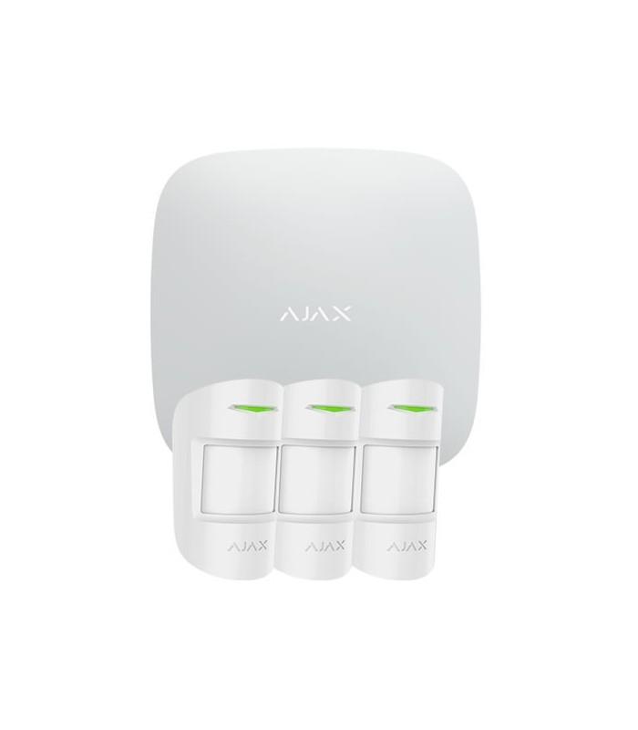 Ajax wireless alarm kit AJ-HUBKIT-PRO-W