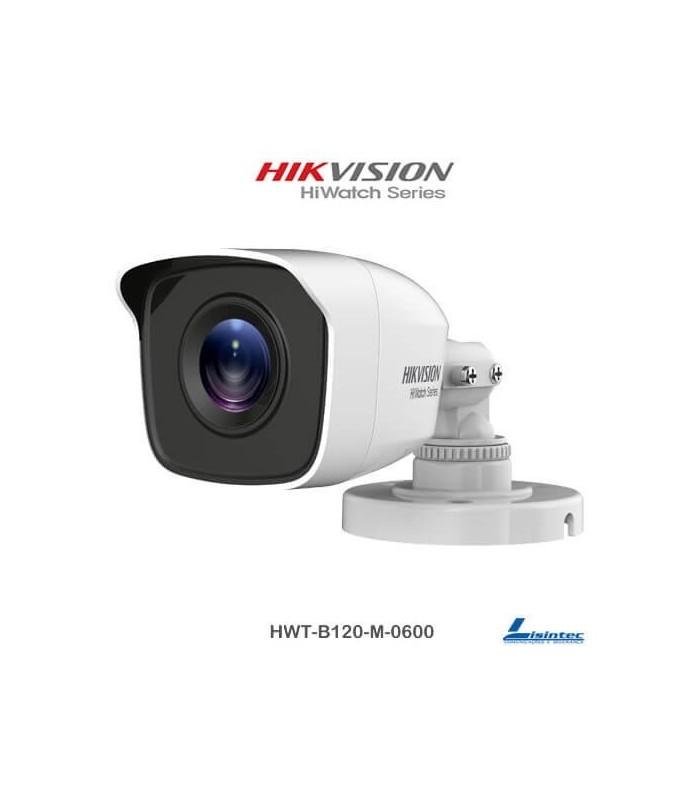 Hikvision Bullet Camera 1080p 6 mm Lens - HWT-B120-M-0600