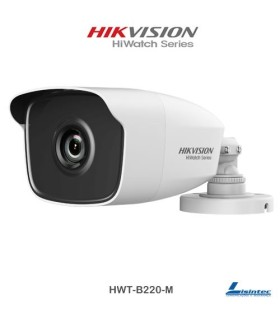 Hikvision Bullet Camera 1080p, 2.8 mm Lens, 4 in 1 - HWT-B220-M