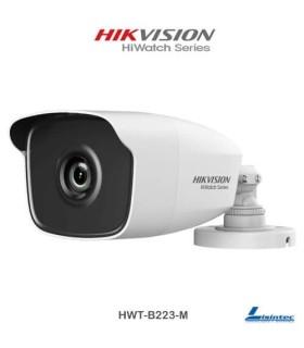 Câmara bullet Hikvision 1080p PRO 4 em 1 - HWT-B223-M