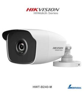 Câmara bullet Hikvision 4Mpx, lente 2.8 mm - HWT-B240-M