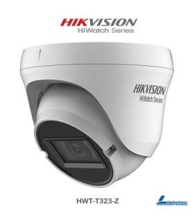 Camara Hikvision 1080p PRO Lente motorizada 2.7~13.5 mm IR  70m - HWT-T323-Z
