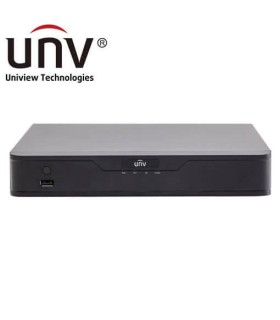 NVR301-08S - Gravador IP Uniview de 8 canais