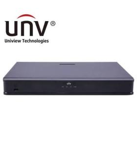NVR302-16E-P16-B - Gravador IP UNIVIEW com 16 canais e 16 portas PoE