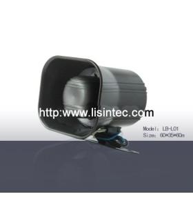 Sirene exterior Wireless