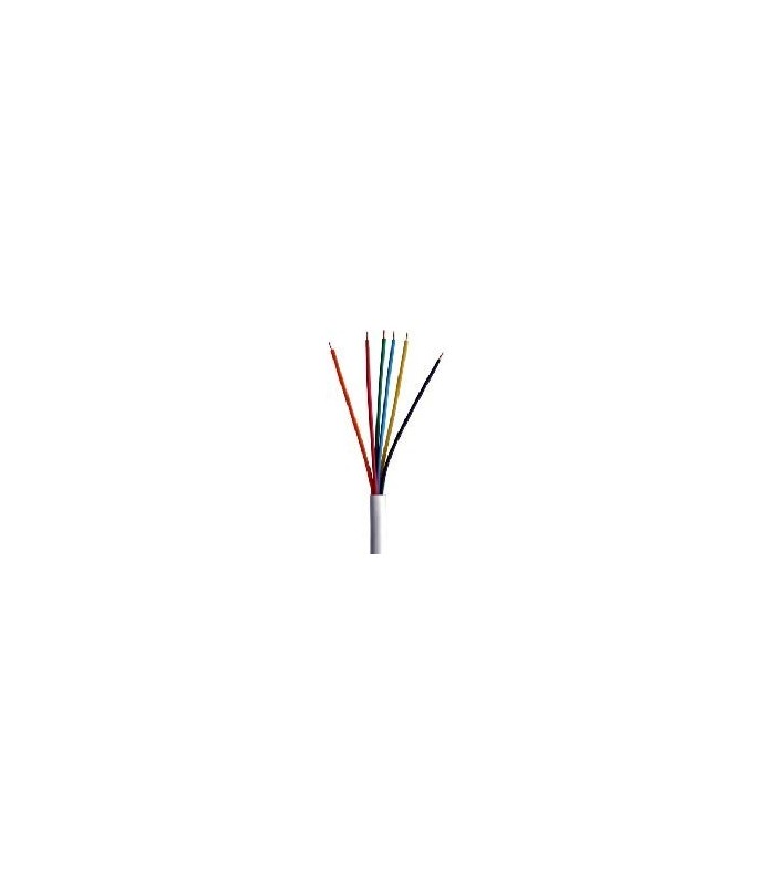 Cable for Alarm System 6 wire NCD-6