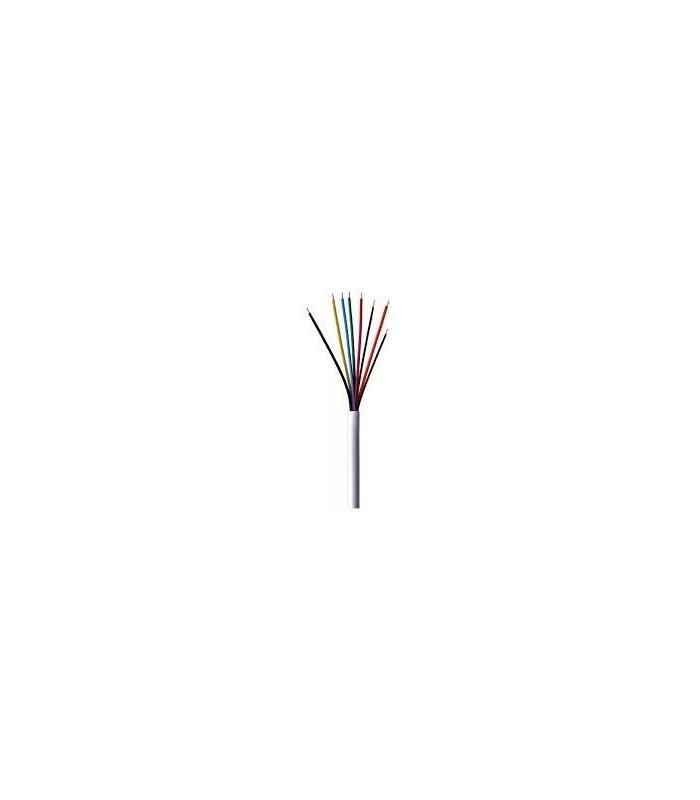 Câble pour système d'alarme 6 fils MNT-8