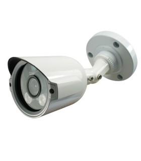 Cámara compacta HDCVI lente fija de 2.8mm con visión nocturna IR 30m