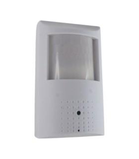 Camara oculta em detector de movimento com visão nocturna