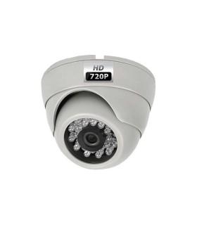 Camara de vigilancia mini-Dome 800 TVL com visão nocturna 25m