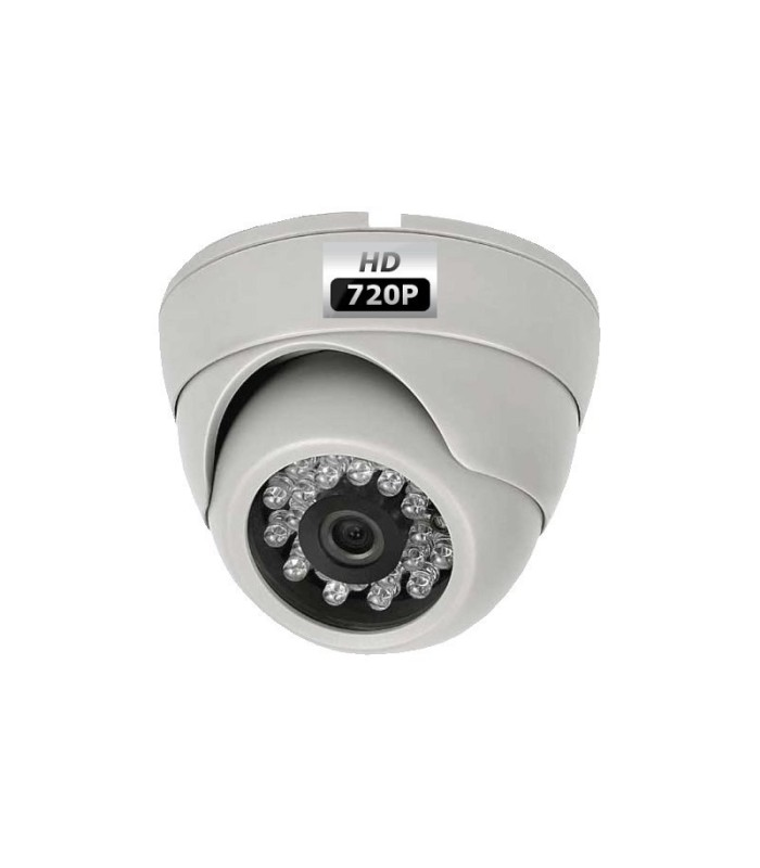Surveillance camera Mini Dome 800 TVL with night vision up to 25m
