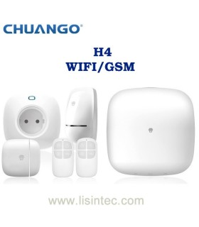 Chuango H4 Alarm system WIFI and GSM