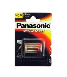 Batterie Panasonic CR123